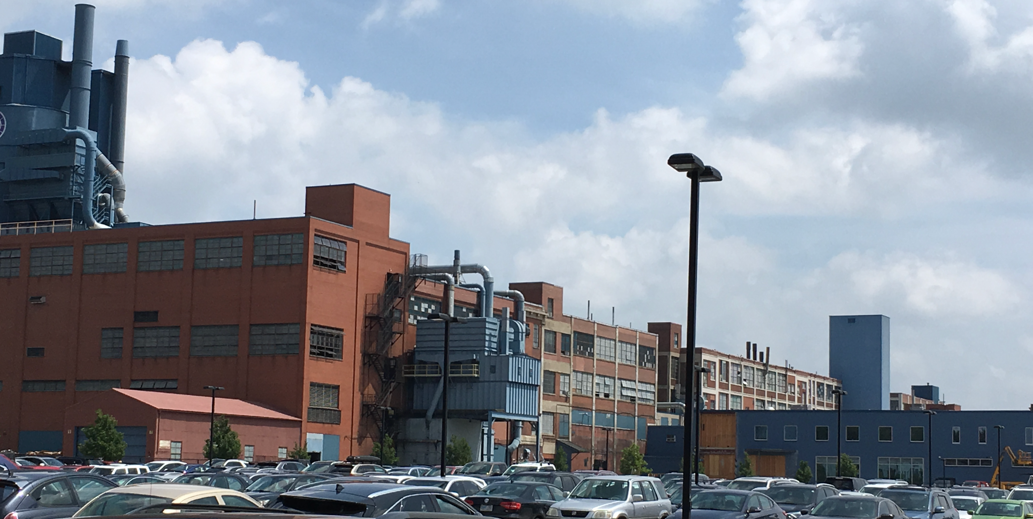 Photo from 2020 of Uniroyal on Strange St. in Kitchener, Ontario